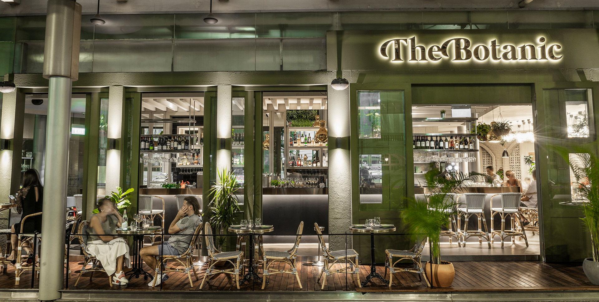 chopedeals year end sale 2019 - the botanic restaurant