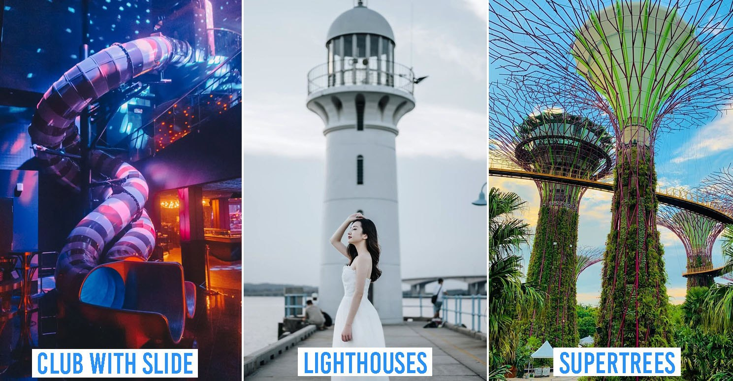 101 things to do in Singapore
