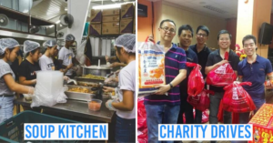 food donation in singapore