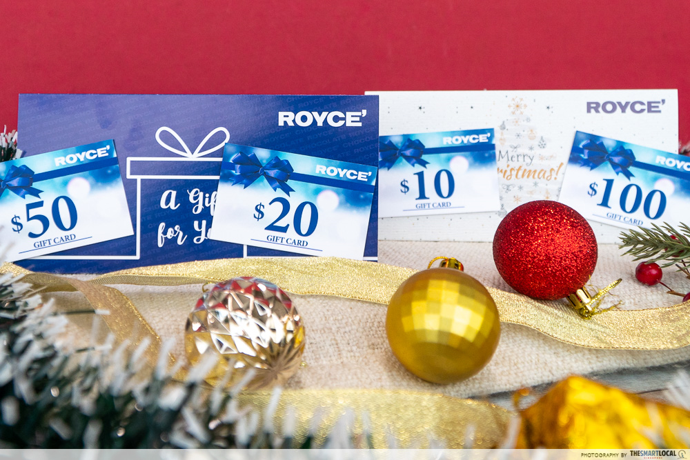 royce vouchers