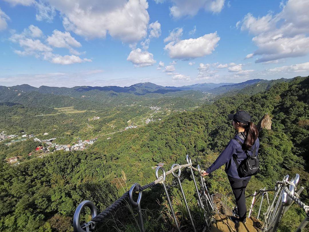 Xiaozishan Trail (Pingxi Crag Trail)