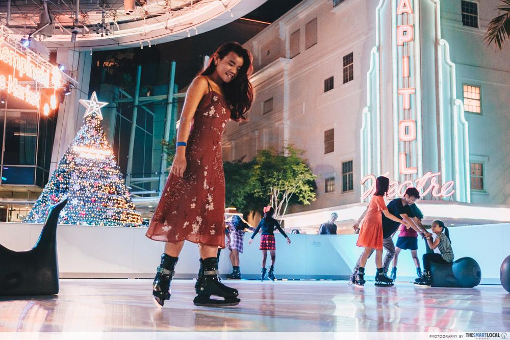 capitol skating rink