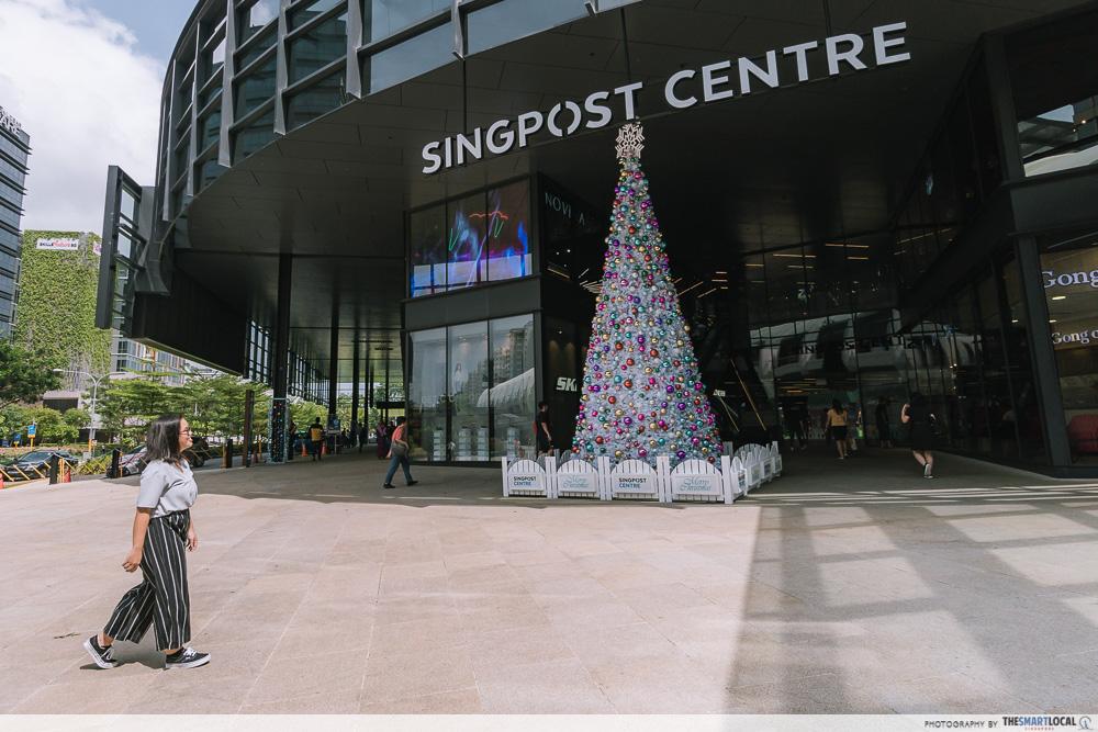 SingPost Centre Craftholic Pop-up
