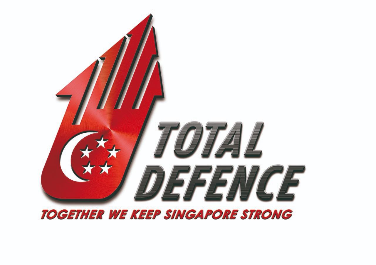 total defence logo singapore