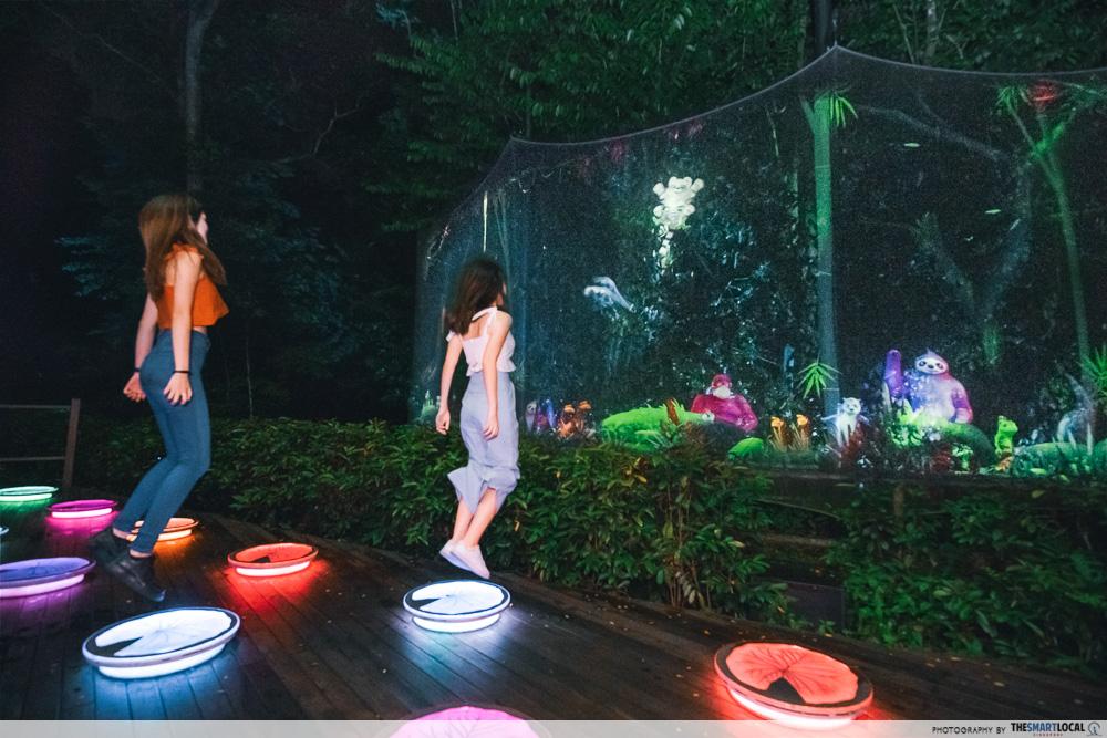 play like an animal rainforest lumina