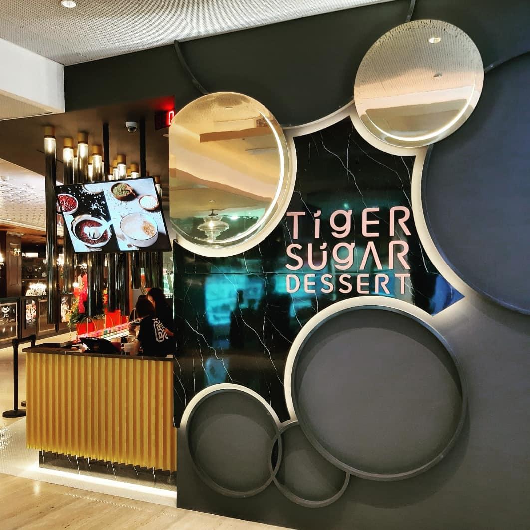 Tiger Sugar Dessert