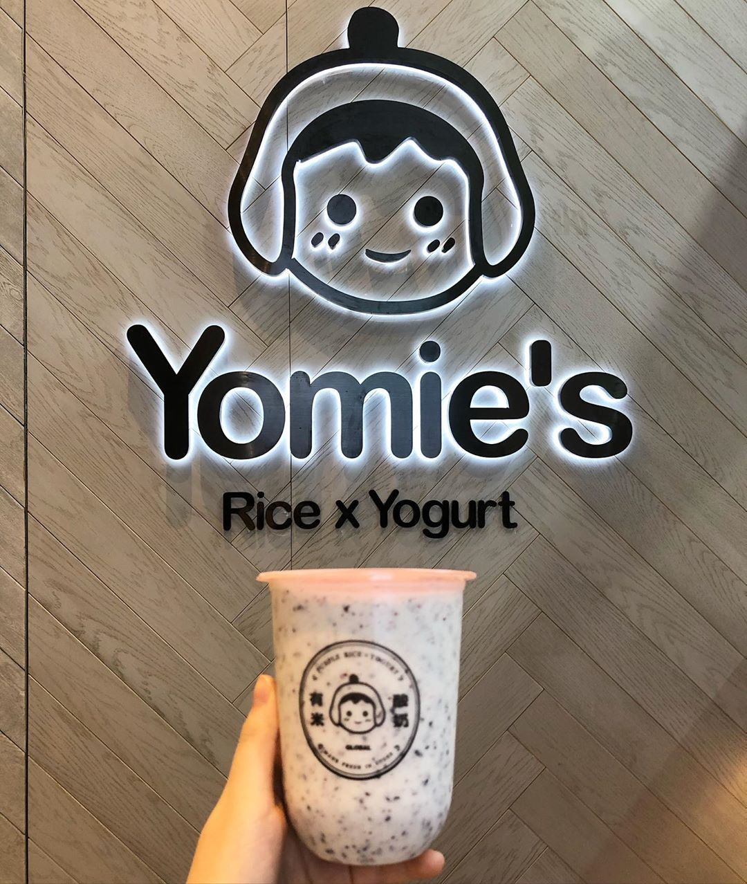 Yomie Rice x Yoghurt -