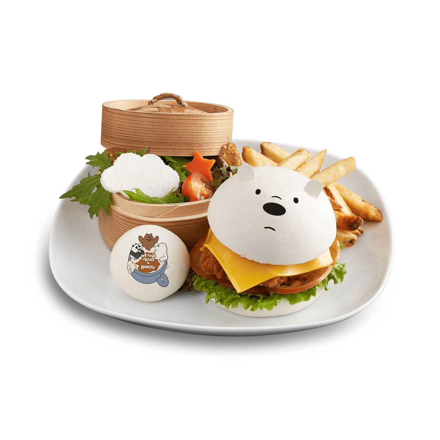 We Bare Bears Pop-Up Cafe