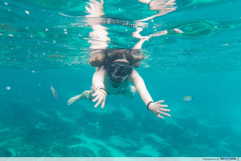 long weekend guide 2020 - chinese new year phuket snorkelling