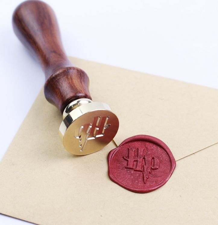 harry potter wax seal