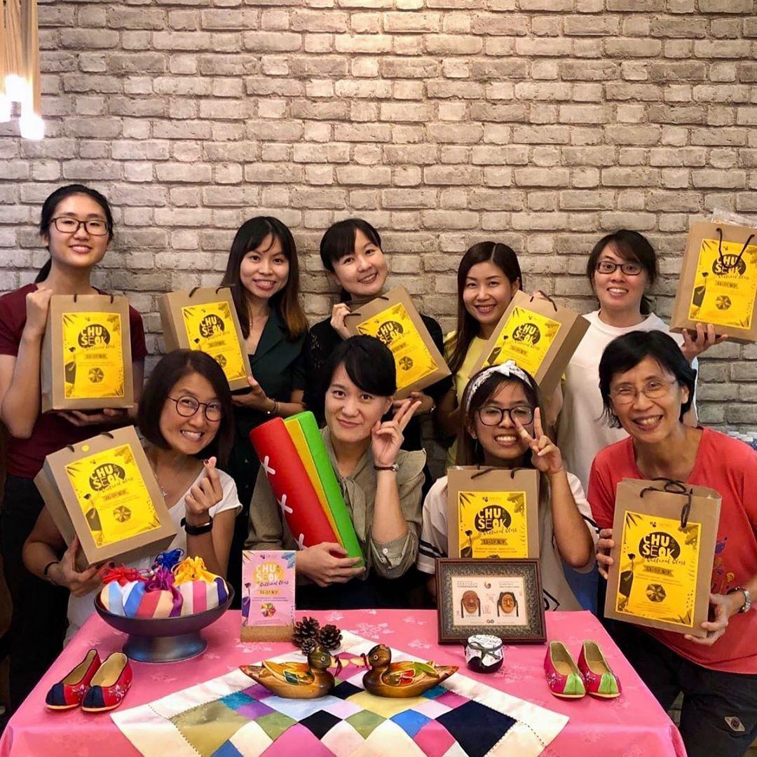 cheap korean classes singapore bukit timah