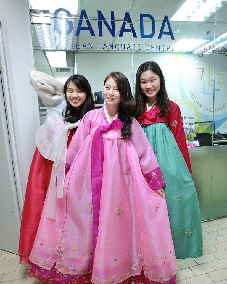 cheap korean classes singapore hanbok
