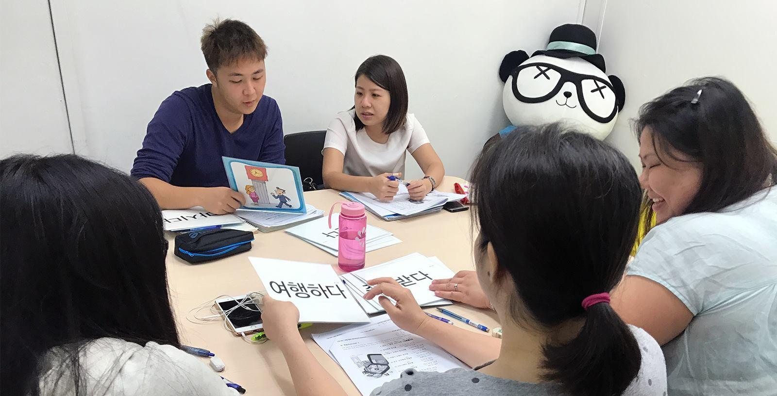cheap korean classes singapore onlyou