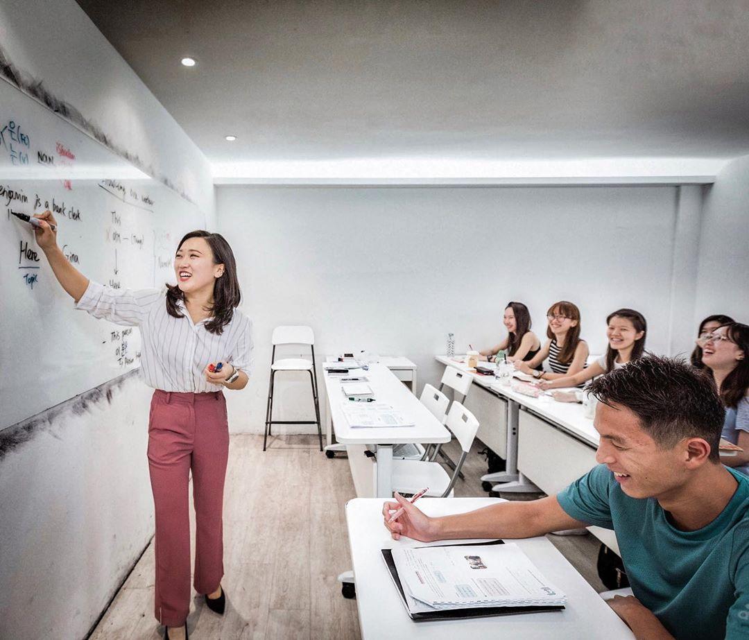 cheap korean classes singapore sejong