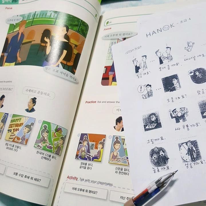 cheap korean classes singapore book
