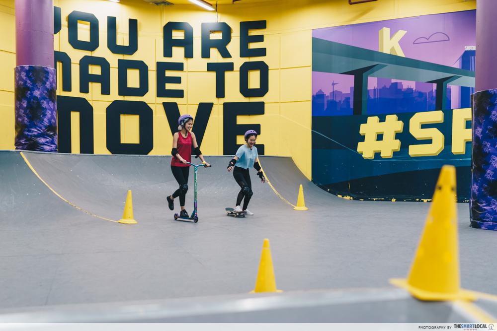 superpark singapore skate park