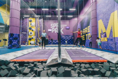 superpark singapore trampoline
