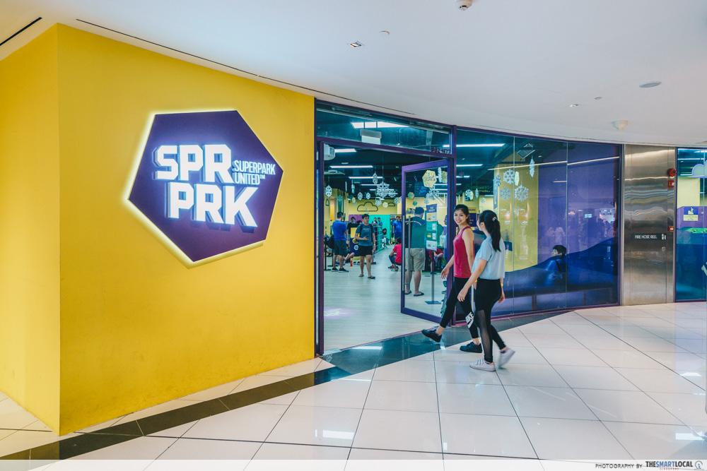 superpark singapore entrance