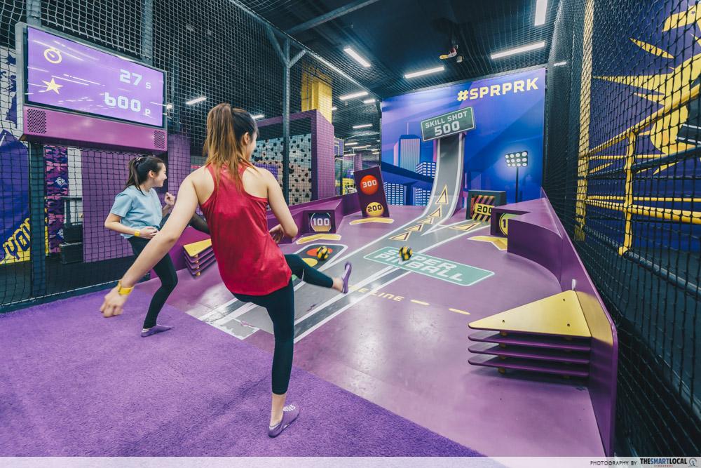 superpark singapore pinball