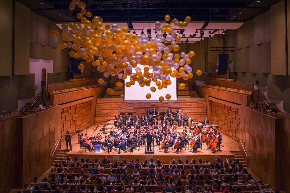 The Philharmonic Orchestra's New Year's Eve Countdown Concert 2020