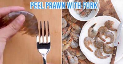 Food peeling hacks