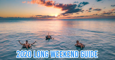 long weekend guide 2020 - cover image fiji