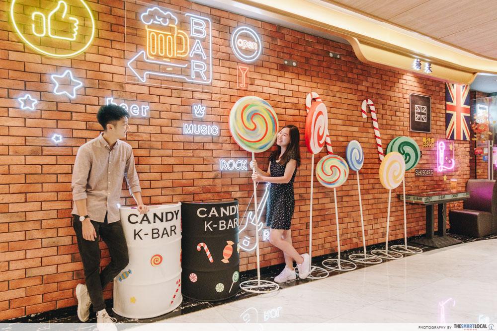 Candy K-Bar