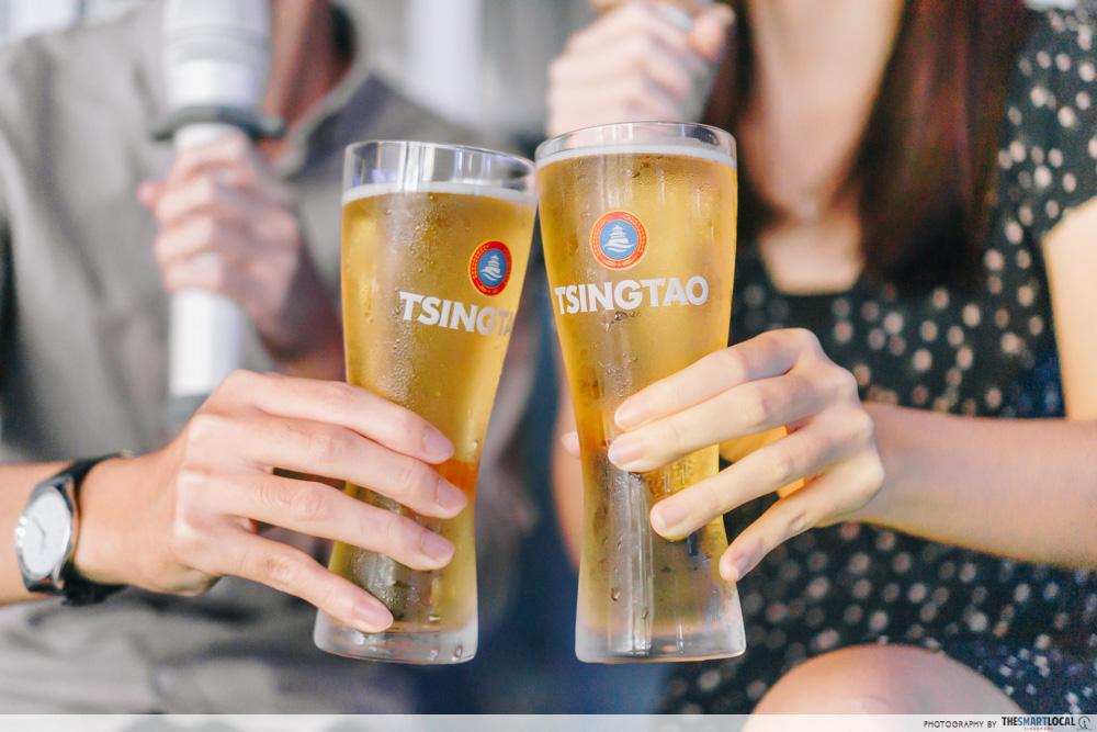 Candy K-Bar tsingtao beer