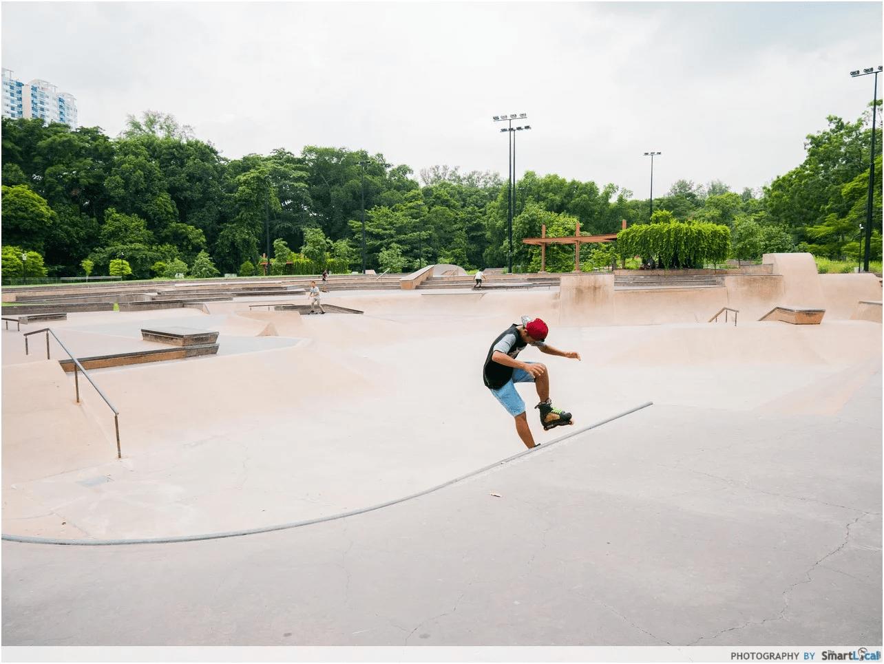 East Coast's Xtreme SkatePark