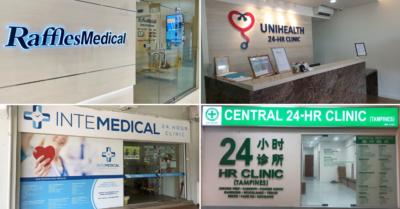 24-hour clinics