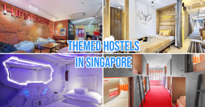 Cheap Hostels Singapore