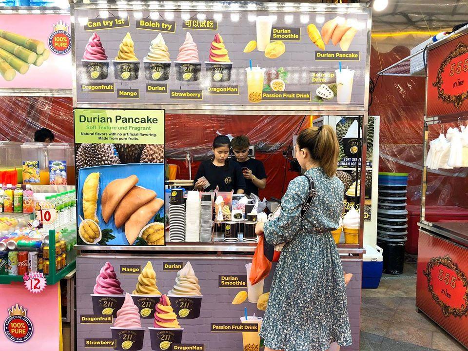 Bukit Batok Chinese New Year bazaar 2020