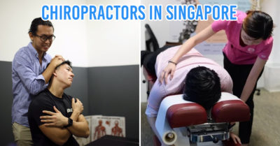 Chiropractors in Singapore Sorted By Region