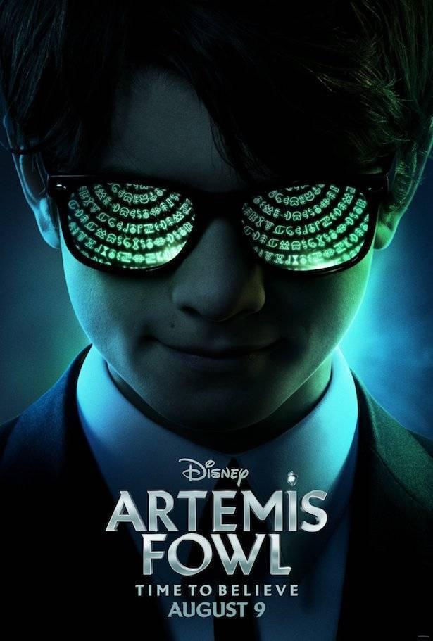 Artemis Fowl movie 2020 Singapore