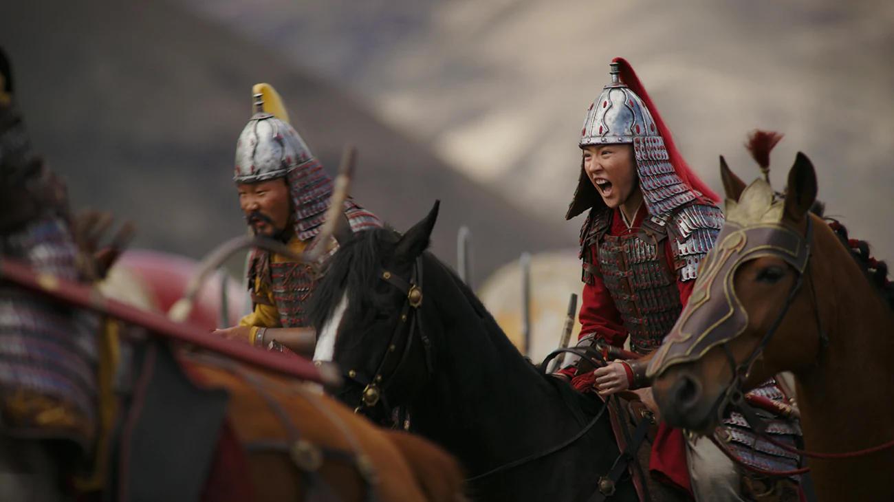 Mulan movie 2020 Singapore