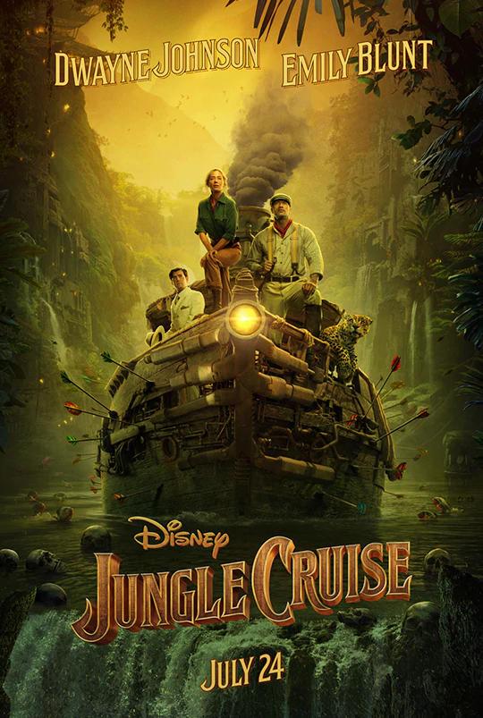 Jungle Cruise movie 2020 Singapore