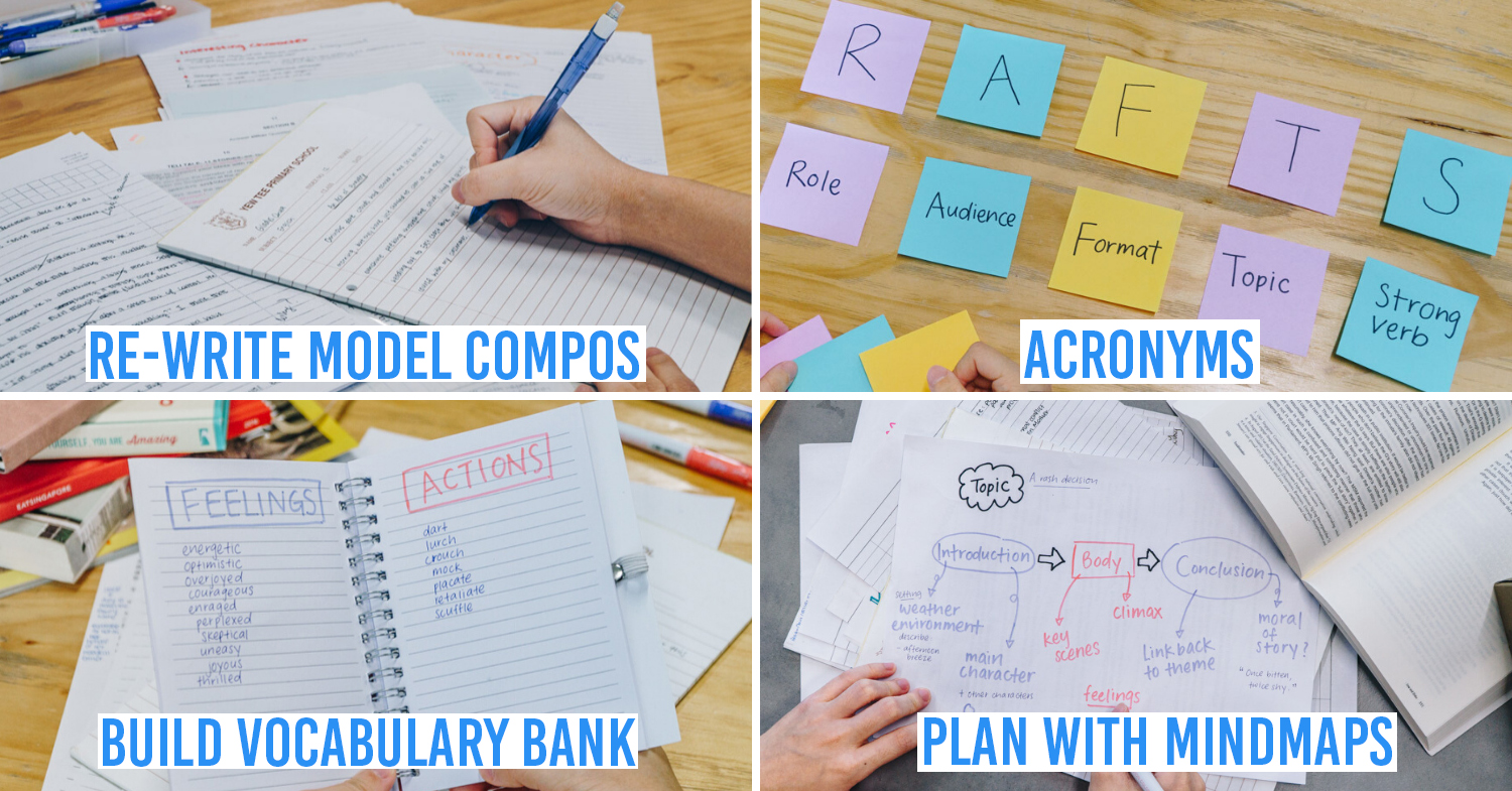 English Composition Tips for PSLE (1)