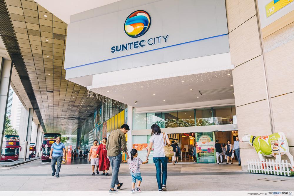 Suntec City
