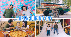 Family-friendly places in Singapore