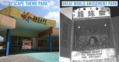 Forgotten Theme Parks