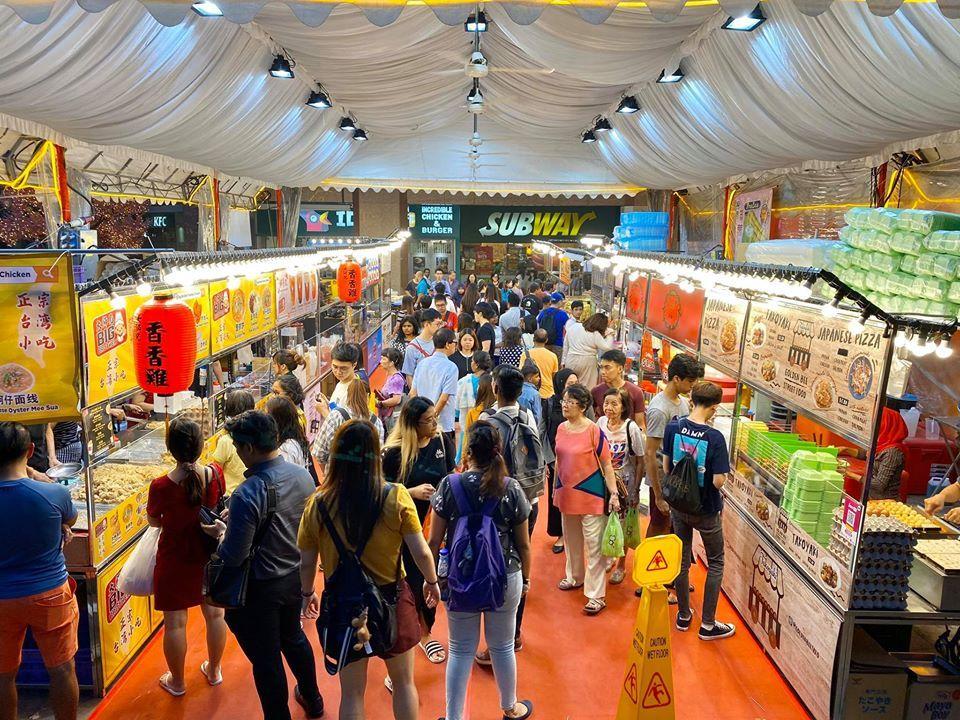 Hội chợ CNY Batok CNY