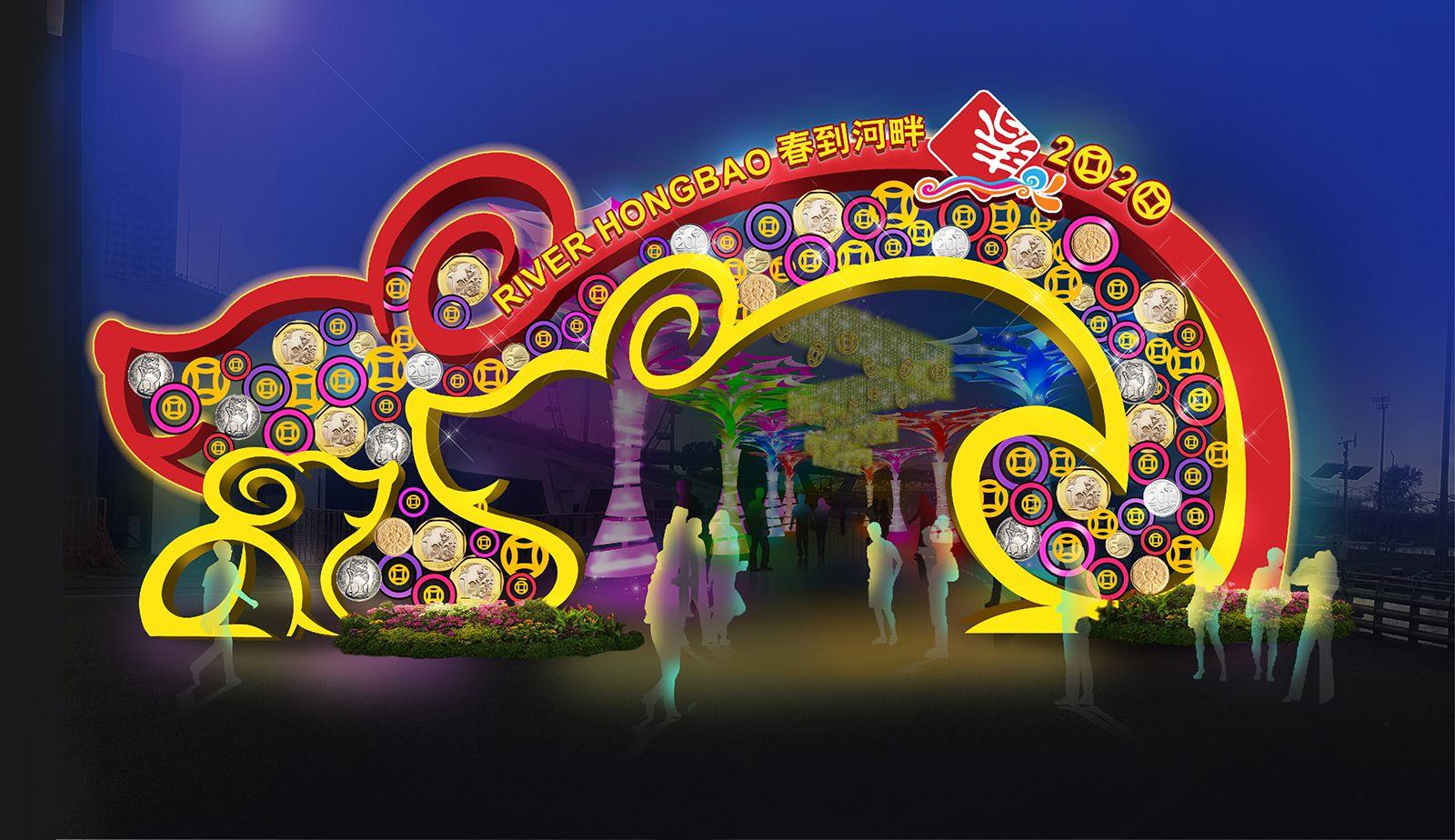 Sông Hồng Bảo 2020