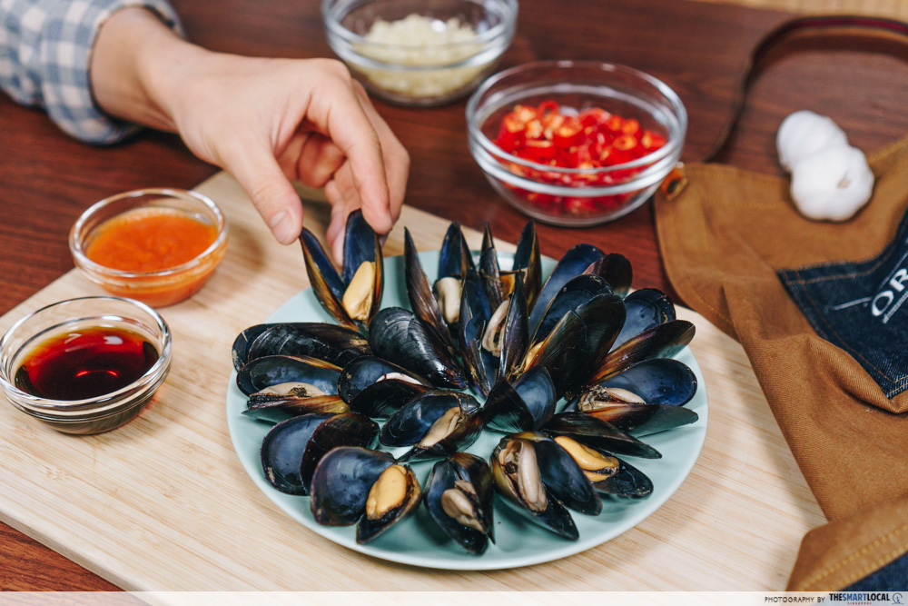 Steamboat Tips Giant CNY Promotions Australia Boston Bay Mussels