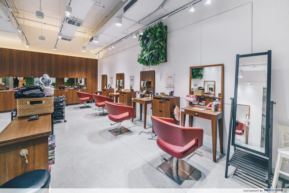 Hair Salon Tokyo Michaela Singapore
