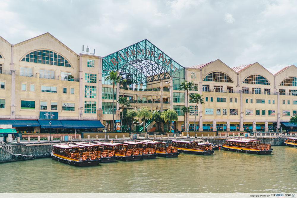 Riverside Point Singapore Clarke Quay