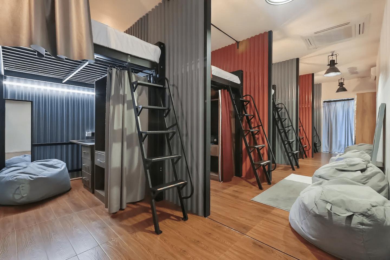 Hipstercity Singapore Loft Beds