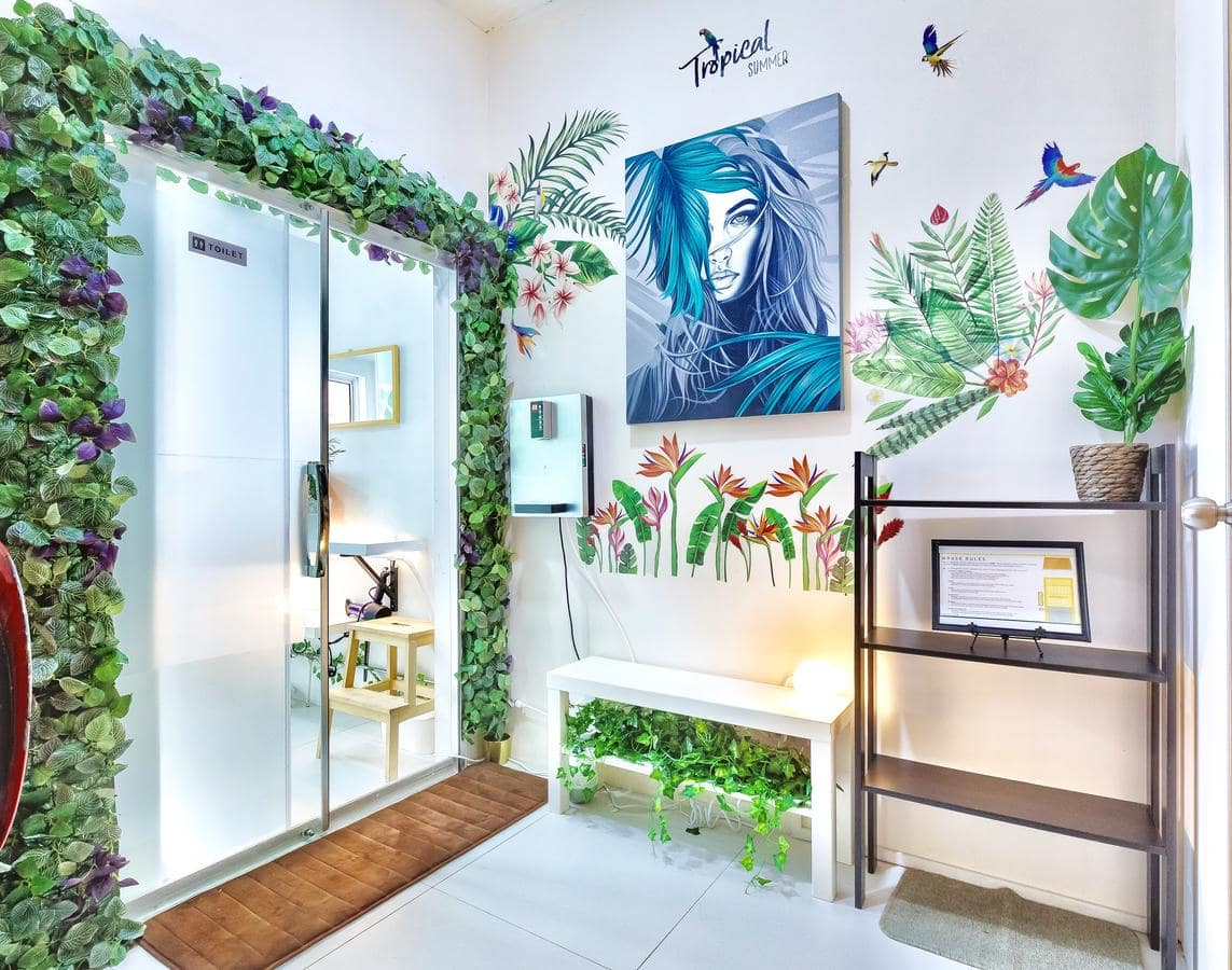 Hipstercity Singapore Shared Bathrooms