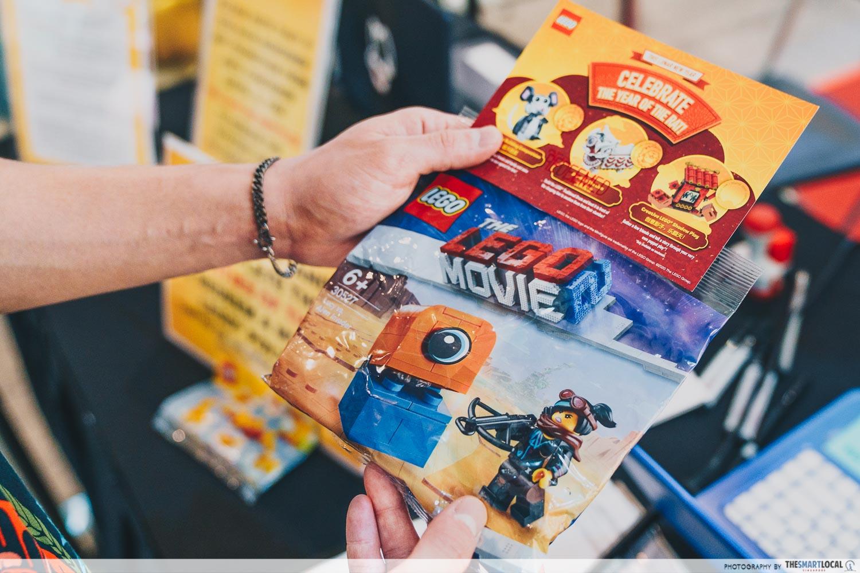 Jem's CNY 2020 - LEGO polybag
