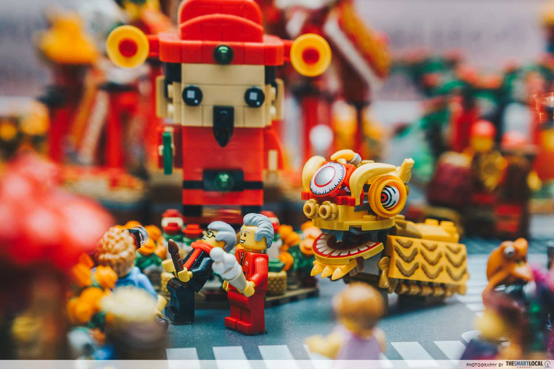 Jem's CNY 2020 - LEGO minifigures