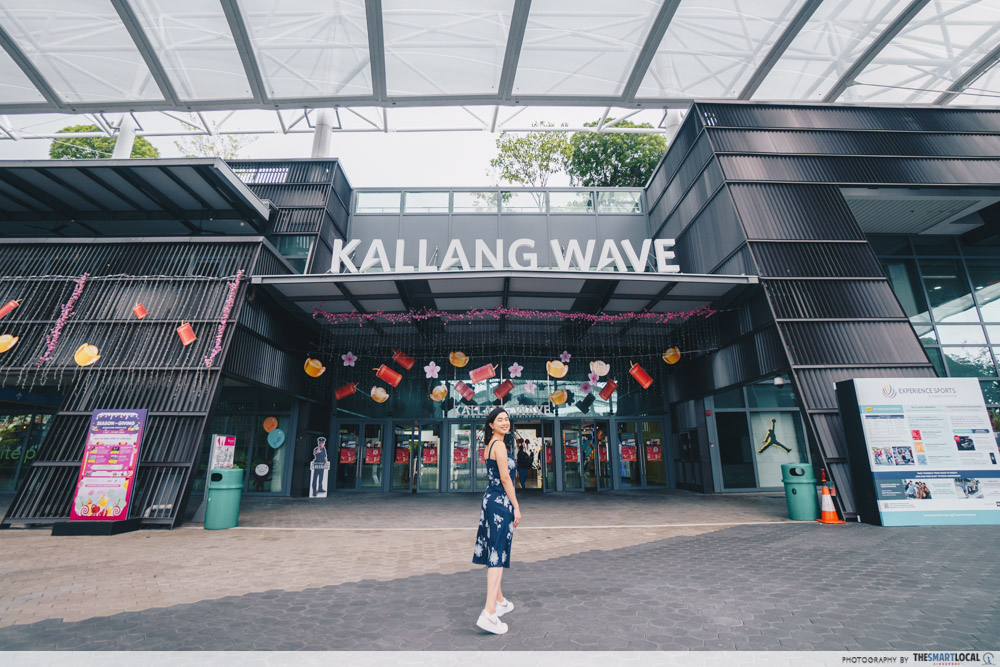 Kallang Wave Mall Chinese New Year 2020 Singapore